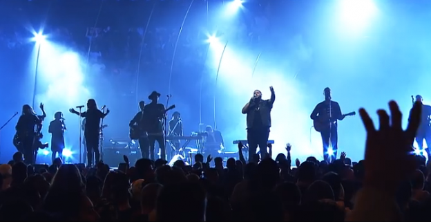 Hillsong release new worship video - Red Music